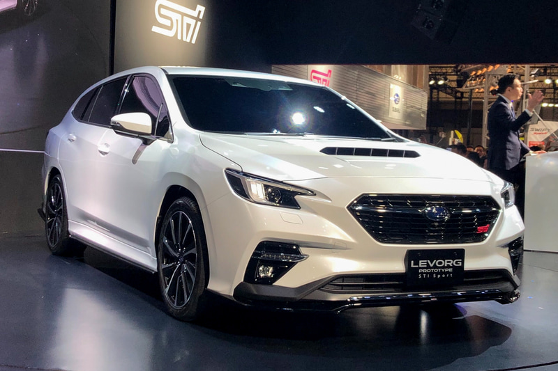 2019 - [Subaru] Levorg 550ae510