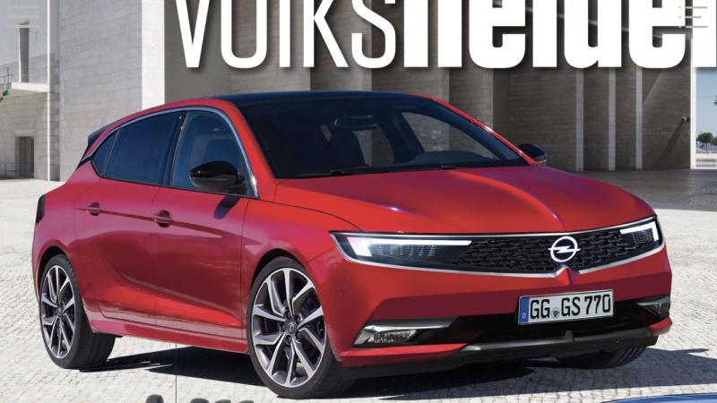 2021 - [Opel] Astra VI 551c6f10