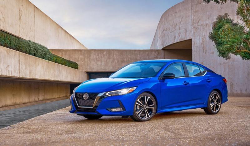 2020 - [Nissan] Sentra / Sylphy 55200e10