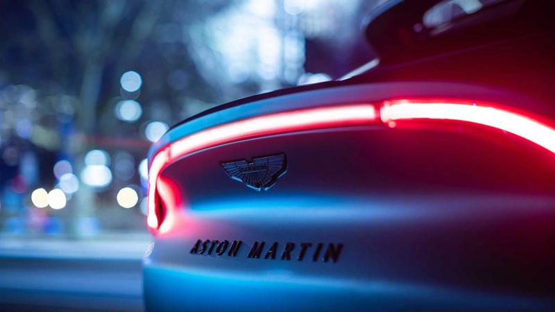 2019 - [Aston Martin] DBX - Page 9 55308a10