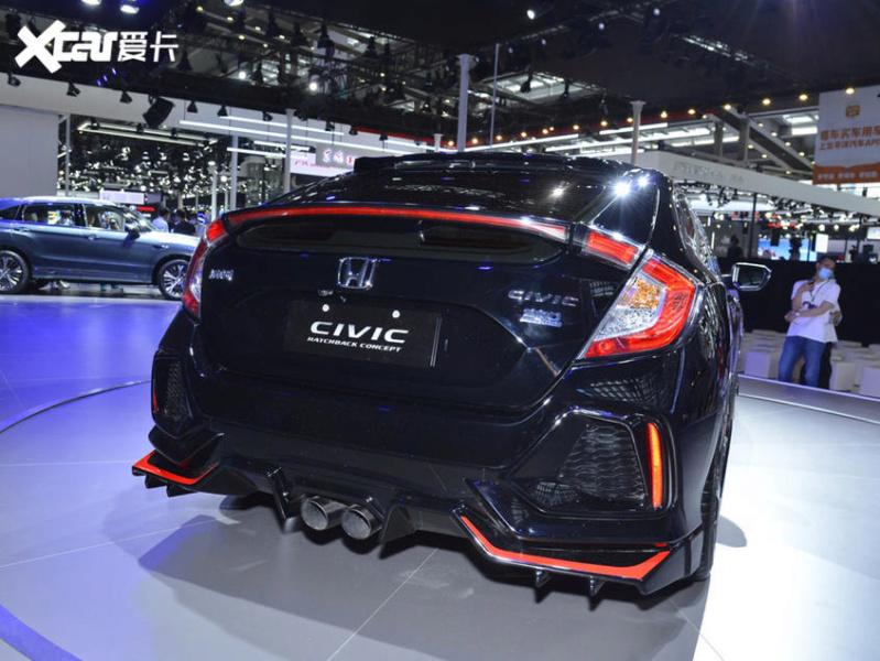2017 - [Honda] Civic Hatchback [X] - Page 11 55362910