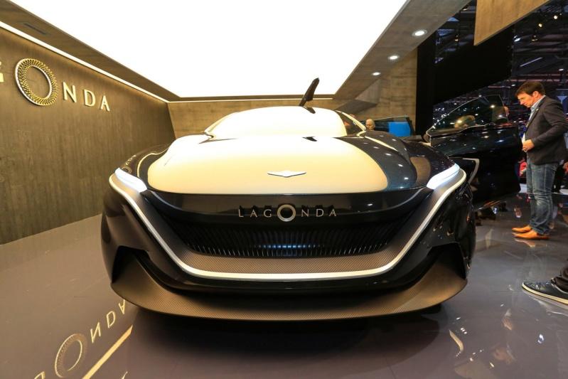 2018 - [Aston Martin] Lagonda Vision Concept  - Page 2 553b2a10