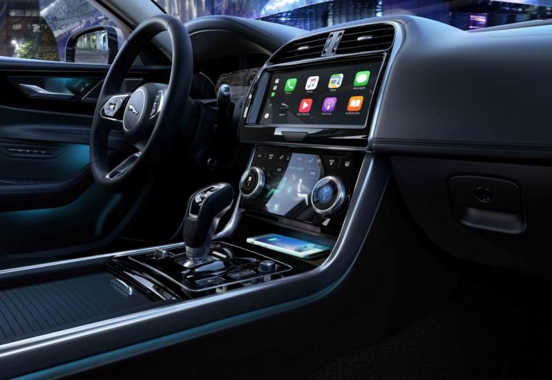 2019 - [Jaguar] XE restylée  554e1b10