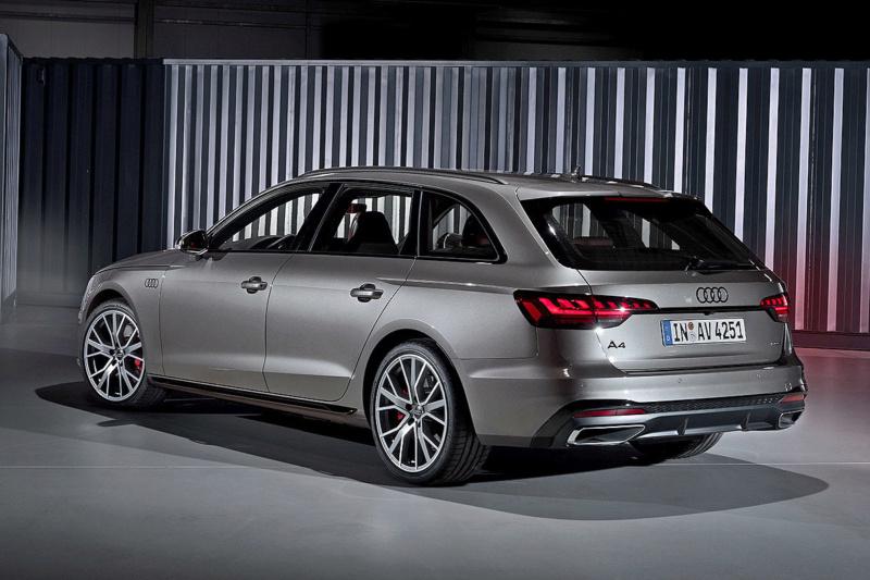 2018 - [Audi] A4 restylée  - Page 5 55622f10