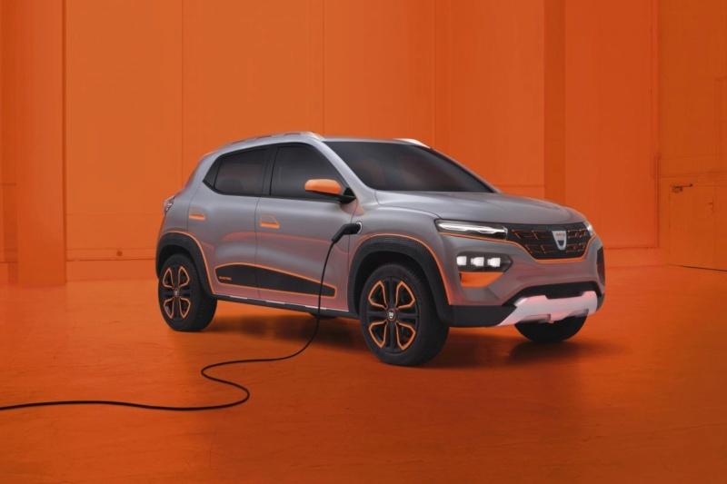 2020 - [Dacia] Spring (show car) 55756810