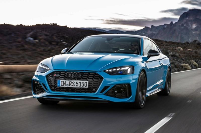 2020 - [Audi] A5 Coupé/Cab/SB restylée 557aef10