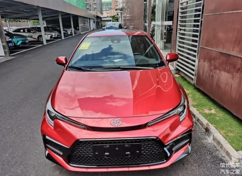 2018 - [Toyota] Corolla Sedan - Page 2 55b55710