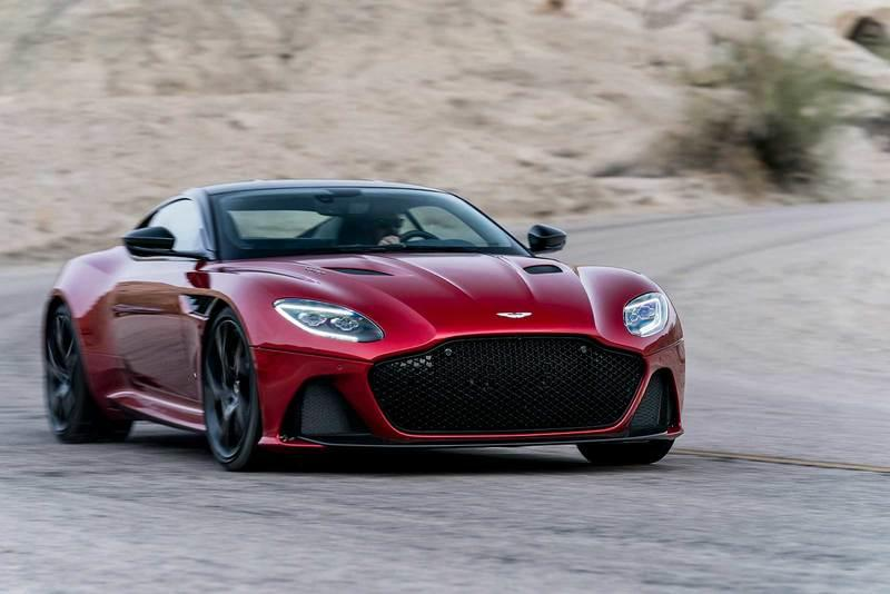 2019 - [Aston Martin] DBS Superleggera 55b91310
