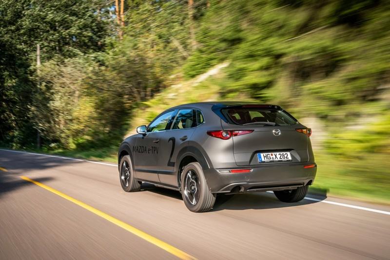 2020 - [Mazda] MX-30 55f45410