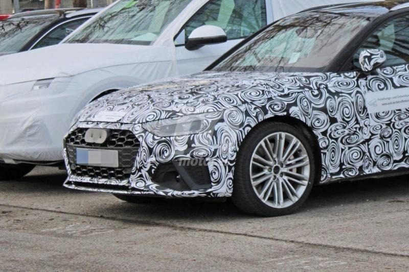 2018 - [Audi] A4 restylée  - Page 4 560b5d10