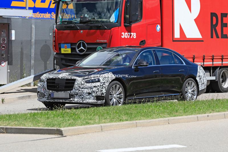 2020 - [Mercedes-Benz] Classe S - Page 14 561c6f10