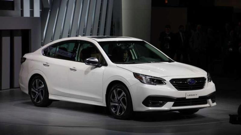 2019 - [Subaru] Legacy & Outback 56216410