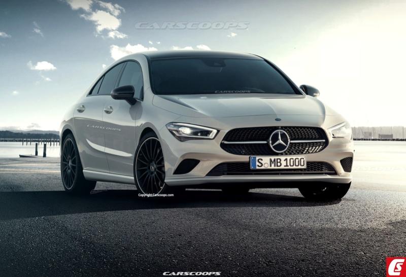 2019 - [Mercedes-Benz] CLA II - Page 2 563a0b10