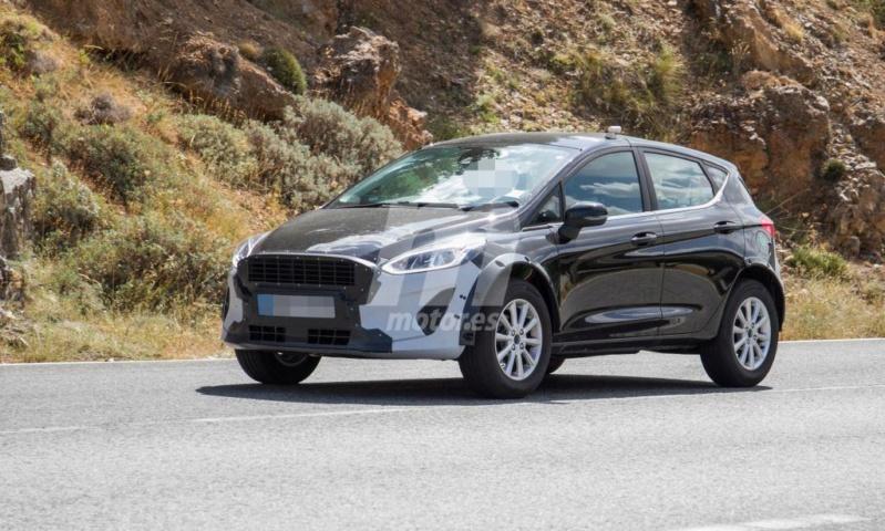 2019 - [Ford] Puma 5652f510