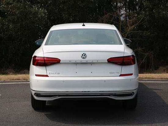 2019 - [Volkswagen] Passat restylée 5657ac10