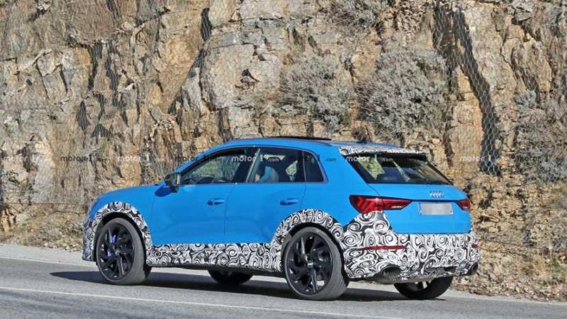 2018 - [Audi] Q3 II - Page 9 569ec510