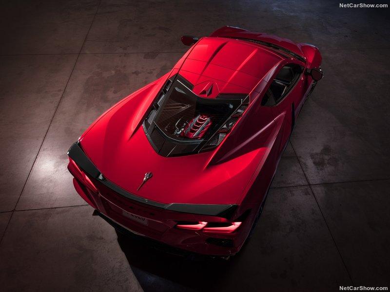 Corvette C8 Stingray (2019) 15