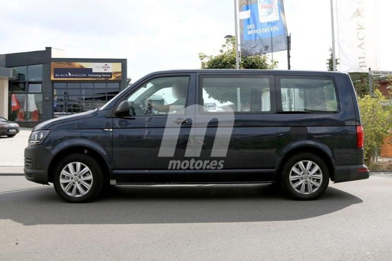 2020 - [Volkswagen] Transporter T6 restylé 56c63710