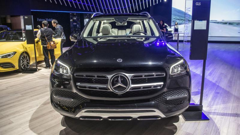 2018 - [Mercedes] GLS II - Page 5 56c72c10