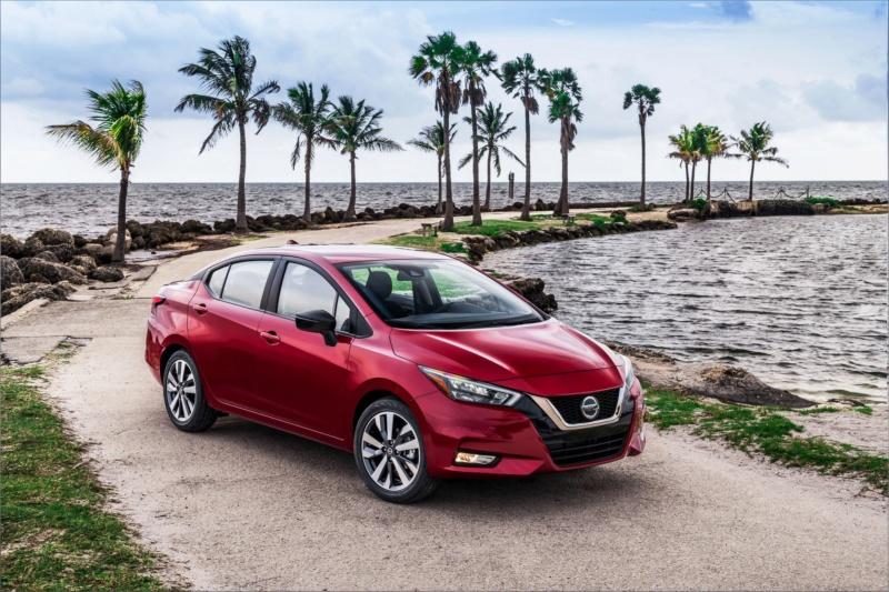 2020 - [Nissan] Versa 56c86610