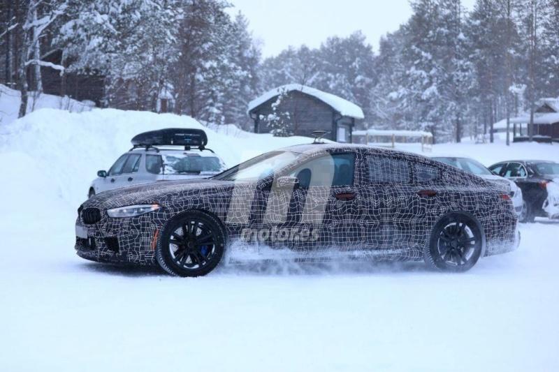 2019 - [BMW] Série 8 Gran Coupé [G16] - Page 2 56ccc110