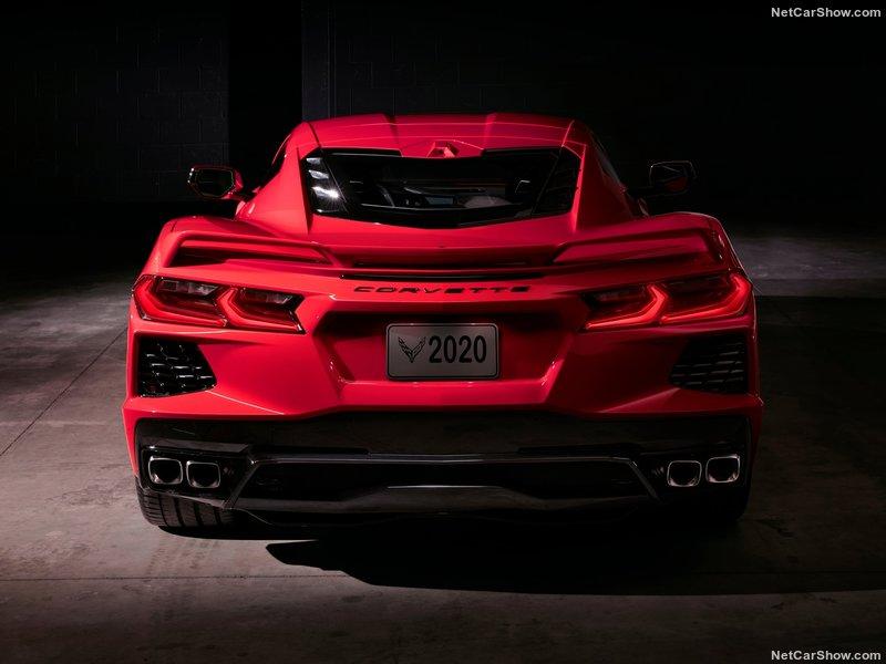 Corvette C8 Stingray (2019) 17