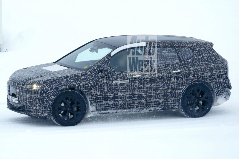 2021 - [BMW] iNext SUV - Page 4 56f63d10