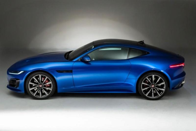 2021 - [Jaguar] F-Type restylée - Page 3 572d9f10