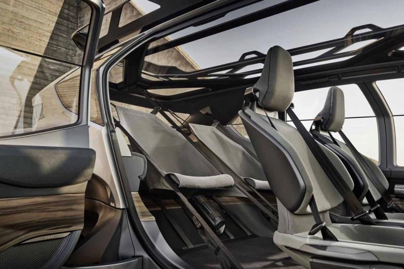 2019 - [Audi] AI:me E-Tron / AI:Trail Quattro - Page 2 5735e610