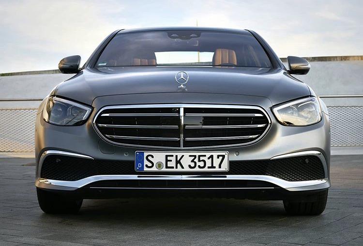 2020 - [Mercedes-Benz] Classe E restylée  - Page 8 57467a10