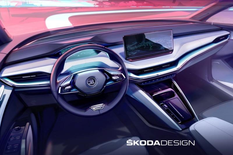 2021 - [Skoda] SUV EV - Page 3 57563d10