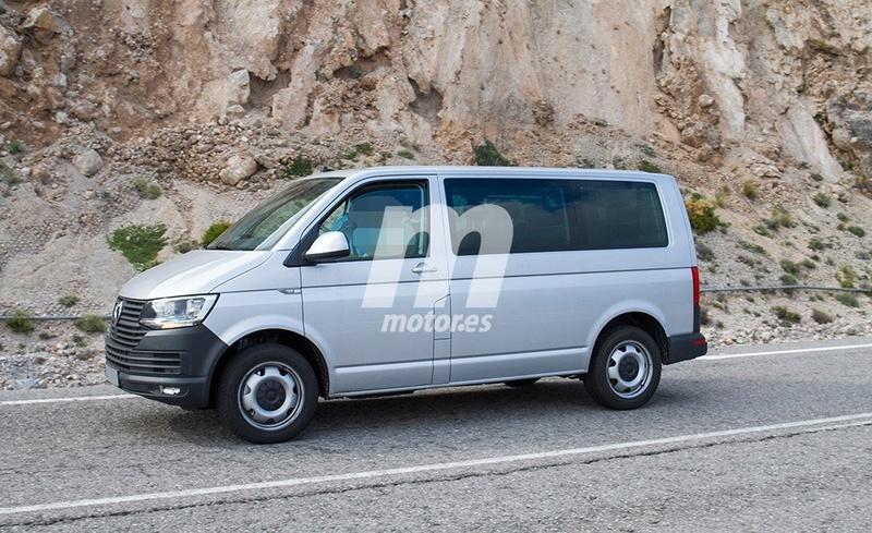 2020 - [Volkswagen] Transporter T6 restylé 57644f10