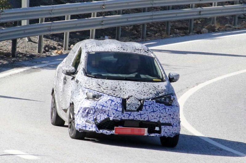 2019 - [Renault] ZOE 2 - Page 3 577bfd10