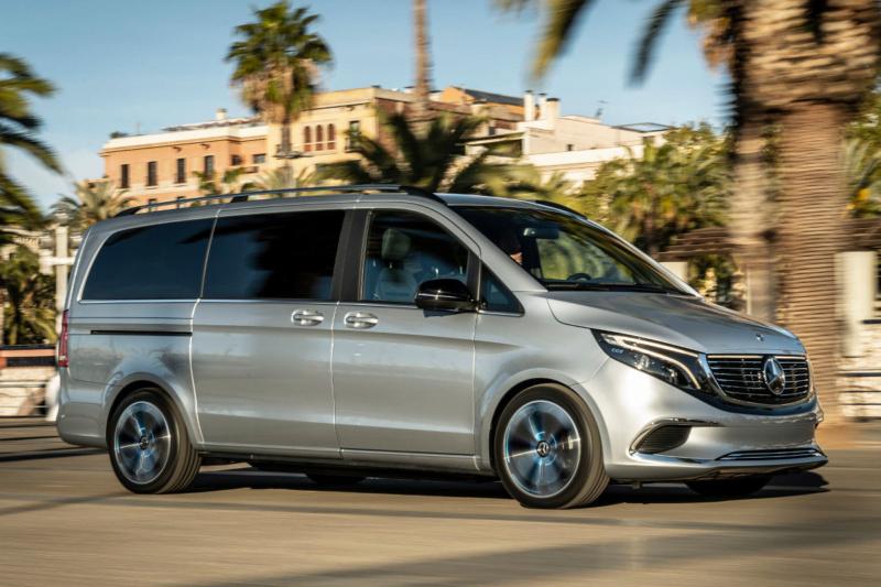 2019 - [Mercedes-Benz] EQV - Page 2 5791d610