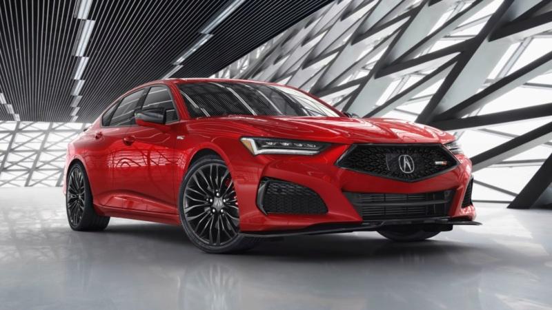 2020 - [Acura] TLX 57950710