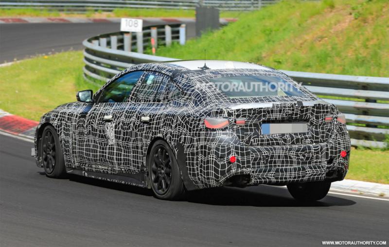 2020 - [BMW] Série 4 Gran Coupé [G26] - Page 2 579c5f10