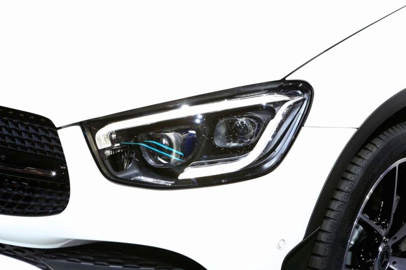 2018 - [Mercedes-Benz] GLC/GLC Coupé restylés - Page 4 579db010