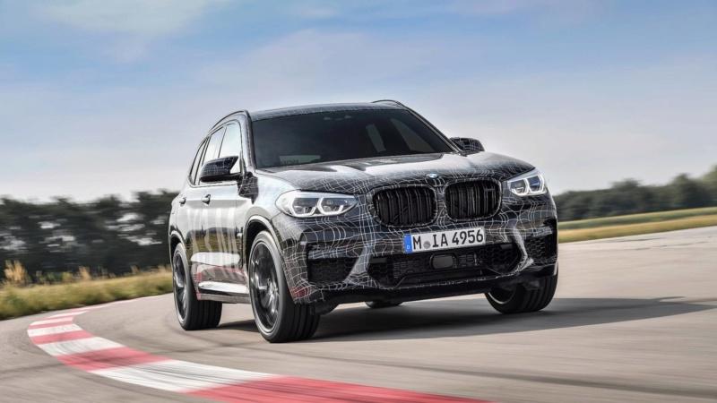 2016 - [BMW] X3 [G01] - Page 11 57a59f10