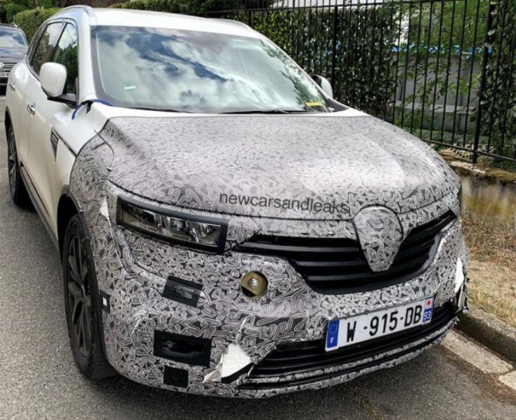 2020 - [Renault] Koleos restylé - Page 5 57ce6210