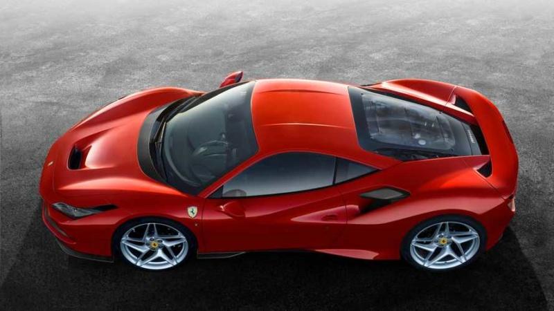 2019 - [Ferrari] F8 Tributo 57d39d10