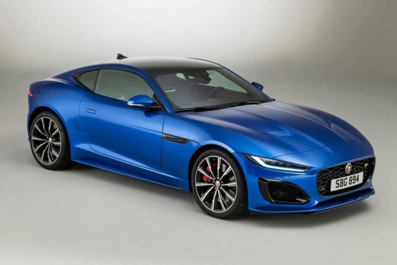 2021 - [Jaguar] F-Type restylée - Page 3 57d6b010