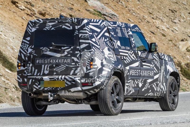 2018 - [Land Rover] Defender [L663] - Page 6 57d98910