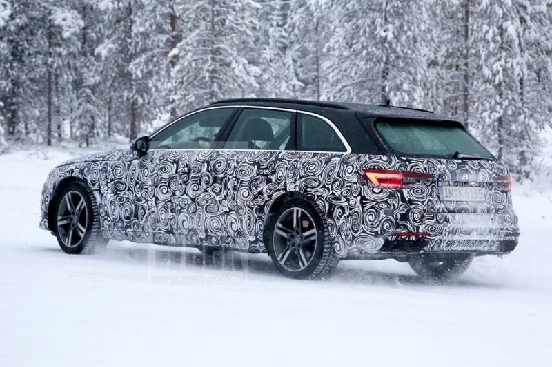 2018 - [Audi] A4 restylée  - Page 3 57e43610