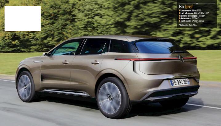 2022 - [Renault] SUV Compact EV [HCC] - Page 2 57e46f10