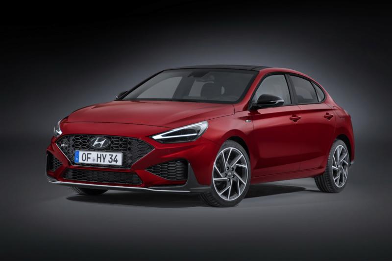 2020 - [Hyundai] I30 III 5p/SW/Fastback Facelift 57e90a10