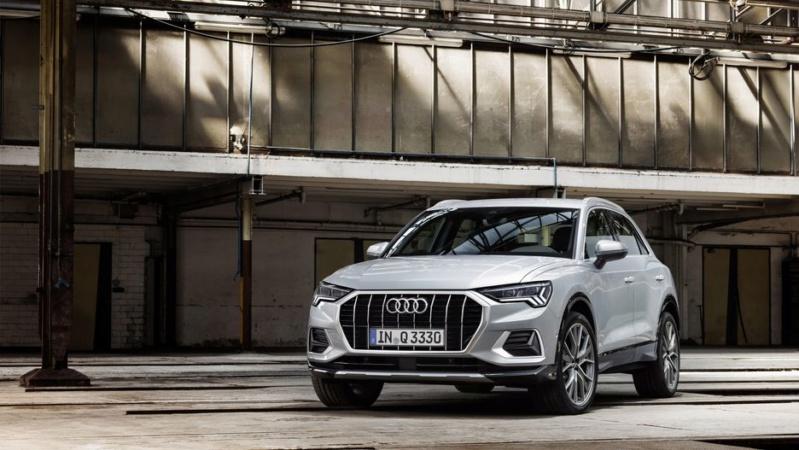 2018 - [Audi] Q3 II - Page 6 58096b10