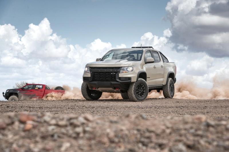 2014 - [Chevrolet / GMC] Colorado / Canyon - Page 2 5837a510