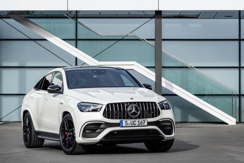 2019 - [Mercedes-Benz] GLE Coupé  - Page 3 5858dc10