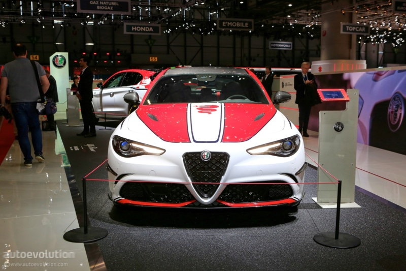 2015 - [Alfa Romeo] Giulia [Tipo 952] - Page 34 5885a810