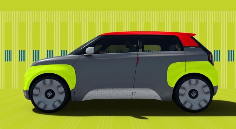 2019 - [Fiat] Panda Concept - Page 2 588c9710